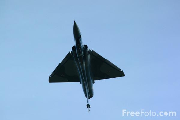Picture of French Air Force Mirage 2000 - Free Pictures - FreeFoto.com