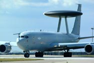 RAF Boeing E-3D Sentry has been viewed 8272 times