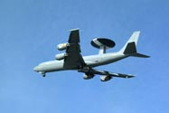 RAF Boeing E-3D Sentry has been viewed 6456 times