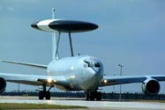 RAF Boeing E-3D Sentry has been viewed 9636 times