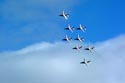 Patrouille de France, RAF Leuchars Airshow has been viewed 6142 times