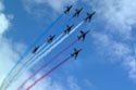 Patrouille de France, RAF Leuchars Airshow has been viewed 6527 times