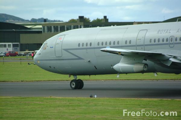 Picture of RAF BAC (Vickers) VC10 C1K XV 105 - RAF Leuchars Airshow - Free Pictures - FreeFoto.com
