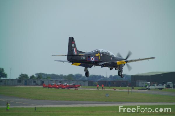 Picture of RAF Tucano - Free Pictures - FreeFoto.com