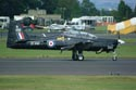 RAF Tucano basic fast-jet trainer, RAF Leuchars Airshow has been viewed 7986 times