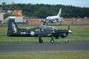 RAF Tucano basic fast-jet trainer, RAF Leuchars Airshow has been viewed 9054 times