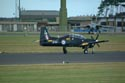 RAF Tucano basic fast-jet trainer, RAF Leuchars Airshow has been viewed 6998 times