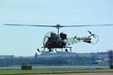 Image Ref: 22-25-1 - Agusta Bell 47G-3 Sioux AH.1 Helicopter - RAF Leuchars Airshow, Viewed 11724 times