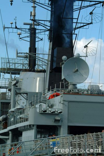 Picture of HMS Gloucester - Free Pictures - FreeFoto.com