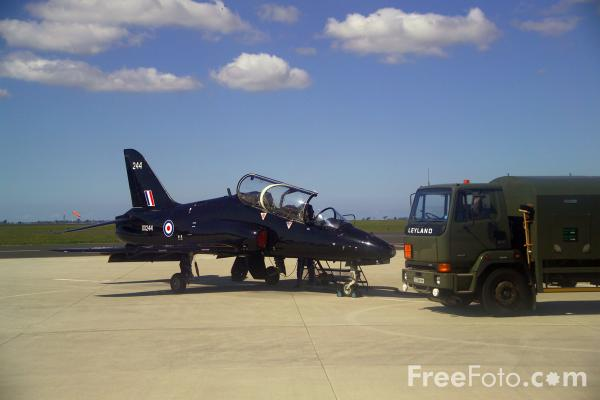 Picture of Royal Navy Hawk T1 - Free Pictures - FreeFoto.com