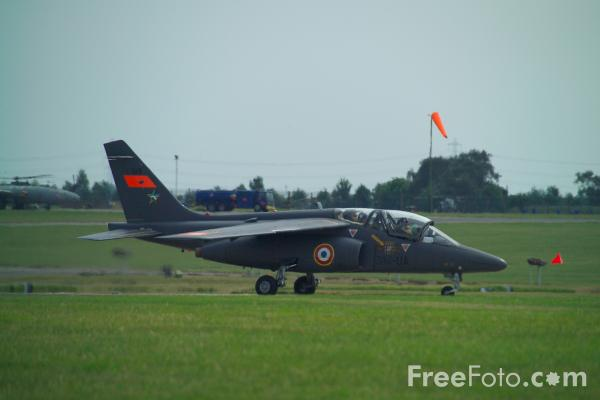 Picture of FAF Alphajet - Free Pictures - FreeFoto.com
