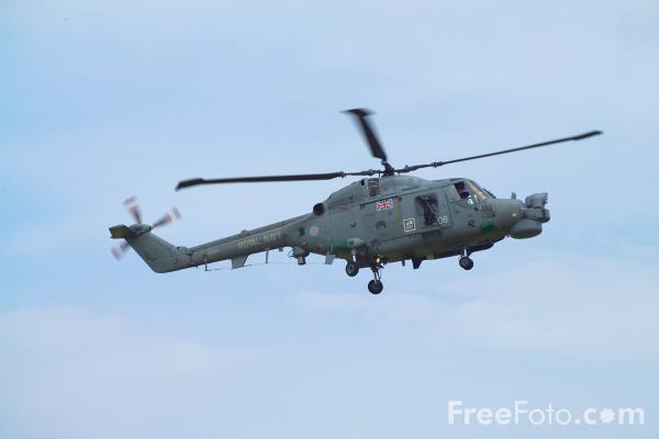 Picture of Royal Navy Westland Sea Lynx Mk.88A - Free Pictures - FreeFoto.com