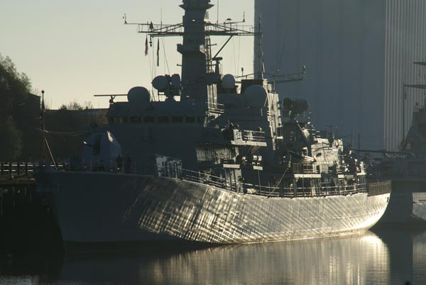 Picture of HMS Monmouth - Free Pictures - FreeFoto.com