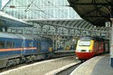 Image Ref: 23-21-19 - GNER 125 HST at Newcastle Central station, Viewed 6348 times