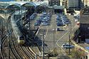 GNER 125 HST at Newcastle station has been viewed 8382 times