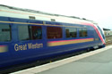 First Great Western Class 180 Adelante train, Gloucester has been viewed 12053 times