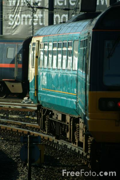 Picture of Arriva Trains Northern - Free Pictures - FreeFoto.com