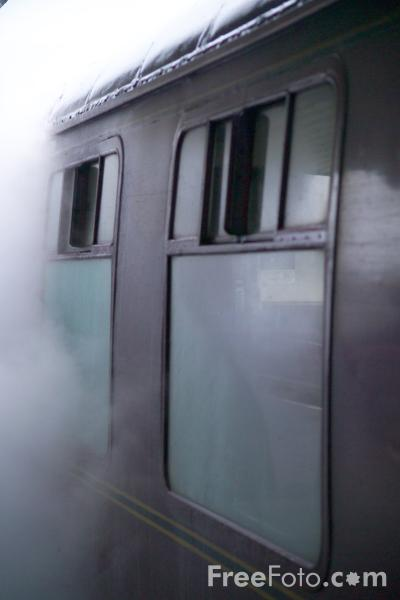 Picture of Railway Carriage - Free Pictures - FreeFoto.com