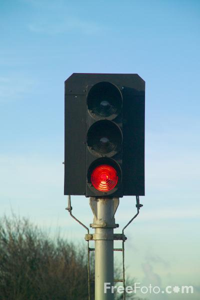 Red Railway Signal Pictures Free Use Image 23 30 91 By