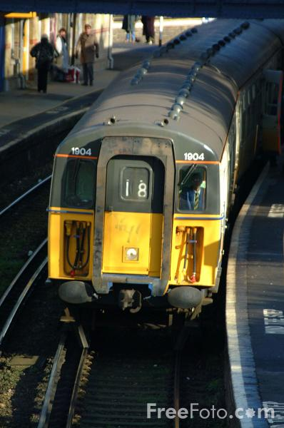 Picture of Connex service at Lewes - Free Pictures - FreeFoto.com