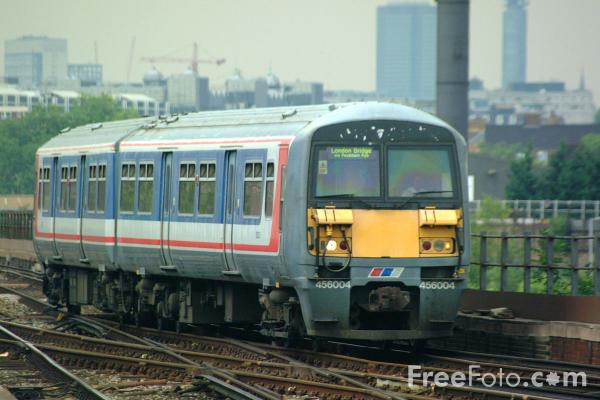 Picture of South Central Trains service - Free Pictures - FreeFoto.com