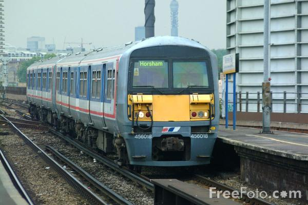 Picture of South Central Trains - Free Pictures - FreeFoto.com