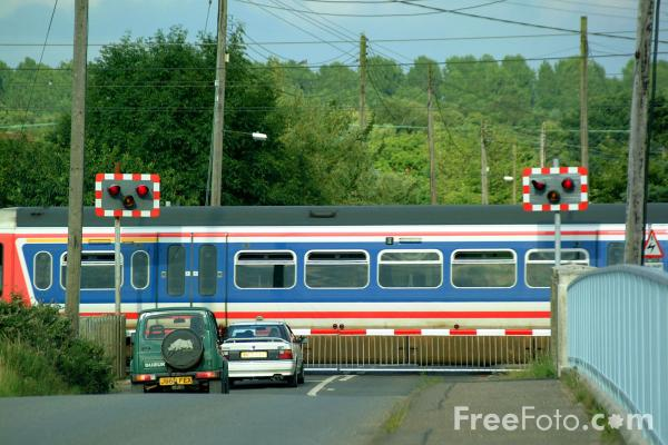 Picture of WAGN Kings Lynn - London Train - Free Pictures - FreeFoto.com