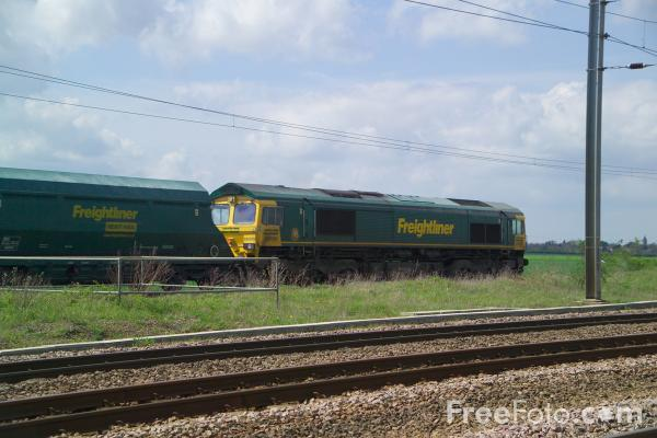 Picture of Freightliner - Free Pictures - FreeFoto.com