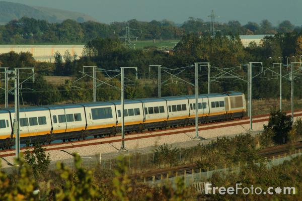 Picture of Channel Tunnel Rail Link - Free Pictures - FreeFoto.com
