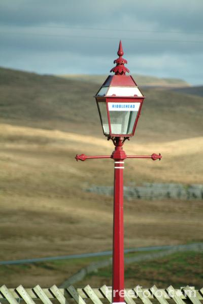 Picture of Ribblehead Station, Settle to Carlisle Railway - Free Pictures - FreeFoto.com