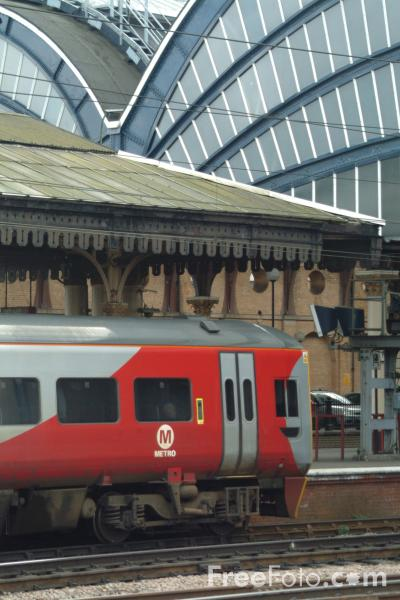 Picture of Arriva Class 158 - Free Pictures - FreeFoto.com