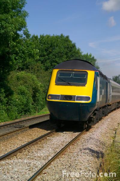 Picture of Midland Mainline - Free Pictures - FreeFoto.com