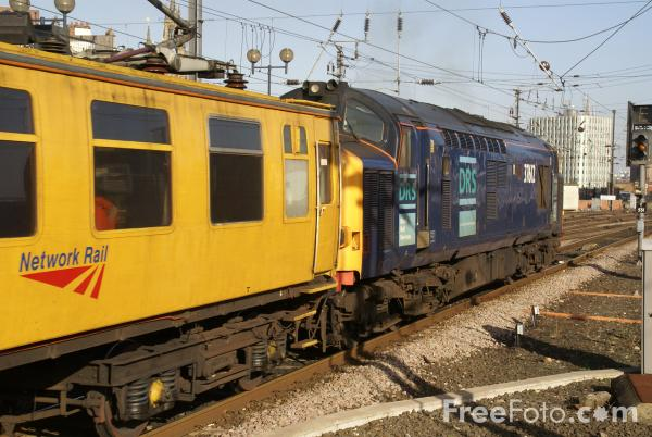 Picture of Direct Rail Services DRS - Free Pictures - FreeFoto.com