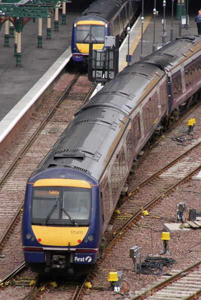 Picture of First ScotRail - Free Pictures - FreeFoto.com