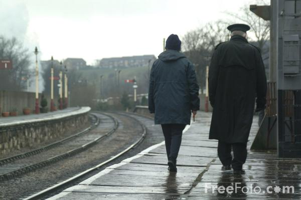 Picture of Ramsbottom Station - Free Pictures - FreeFoto.com