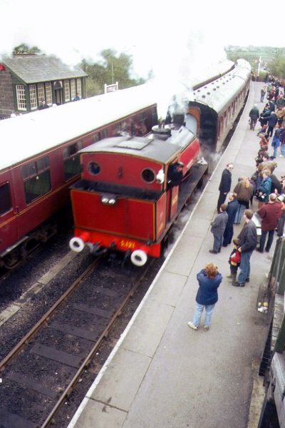 Picture of Embsay Station - Free Pictures - FreeFoto.com