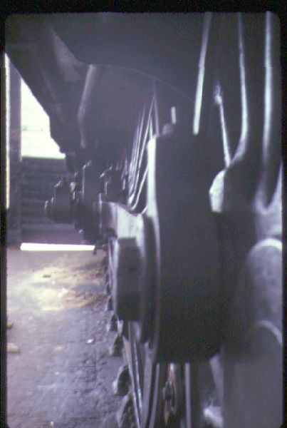 Picture of Inside Carnforth Steam Shed - Free Pictures - FreeFoto.com