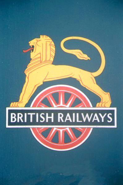 Picture of British Railways Crest - Free Pictures - FreeFoto.com