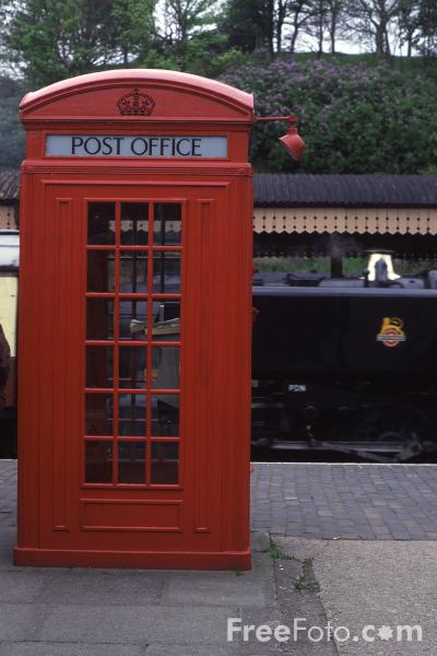Picture of Bewdley station - Free Pictures - FreeFoto.com
