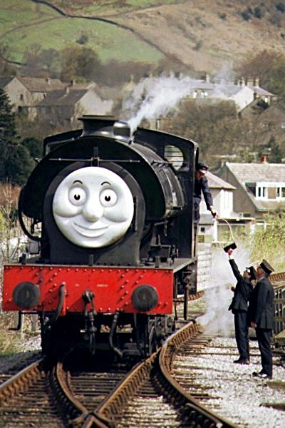 Picture of Embsay and Bolton Abbey Steam Railways Thomas the Tank Engine - Free Pictures - FreeFoto.com