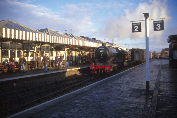 Picture of B12 61572 at Sheringham - Free Pictures - FreeFoto.com