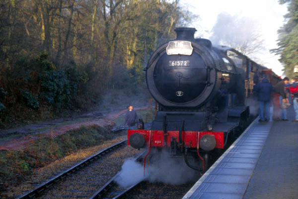 Picture of B12 61572 at Holt - Free Pictures - FreeFoto.com