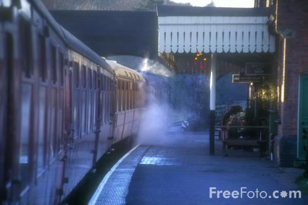 Picture of Weybourne Station - Free Pictures - FreeFoto.com