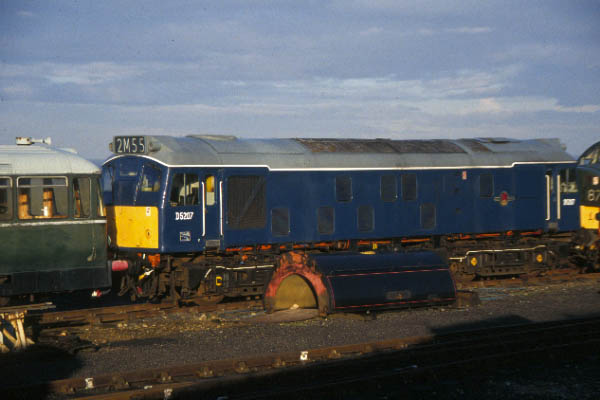 Picture of Class 25 at Weybourne - Free Pictures - FreeFoto.com