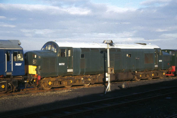 Picture of Class 37 at Weybourne - Free Pictures - FreeFoto.com