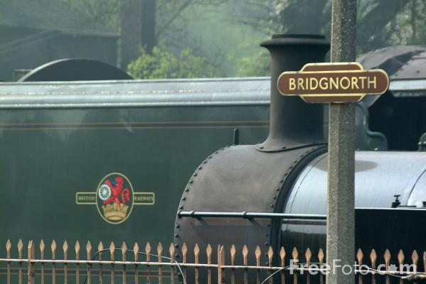 Picture of Bridgnorth Shed - Free Pictures - FreeFoto.com