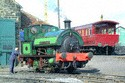 1948 built RSH No7409 Sir Cecil Cochrane 0-4-0ST on Marley Hill Shed has been viewed 8430 times