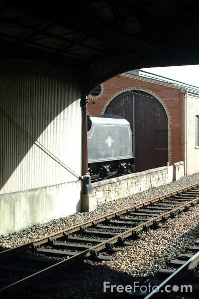 Picture of Bo'ness and Kinneil Railway - Free Pictures - FreeFoto.com