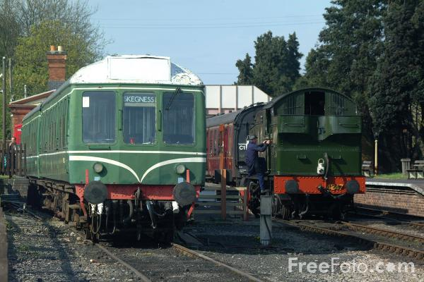 Picture of Toddington Station, Gloucestershire Warwickshire Railway - Free Pictures - FreeFoto.com