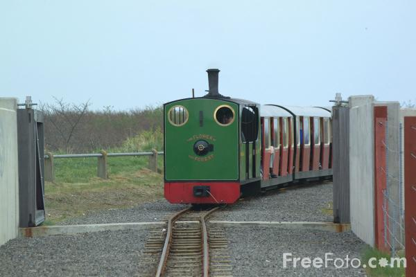 Picture of Cleethorpes Coast Light Railway - Free Pictures - FreeFoto.com